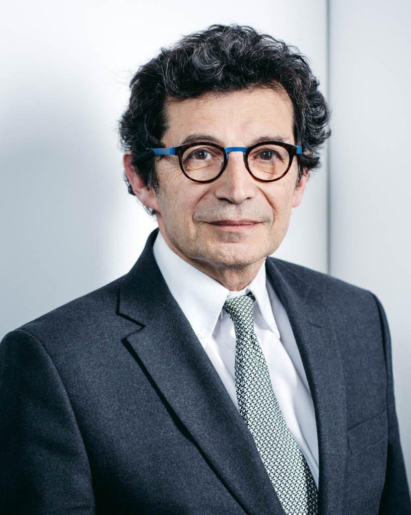 Professor Jean MARIANI – Chief Medical Officer