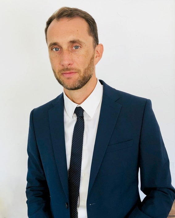 Benoit Canolle Chief Business Officer